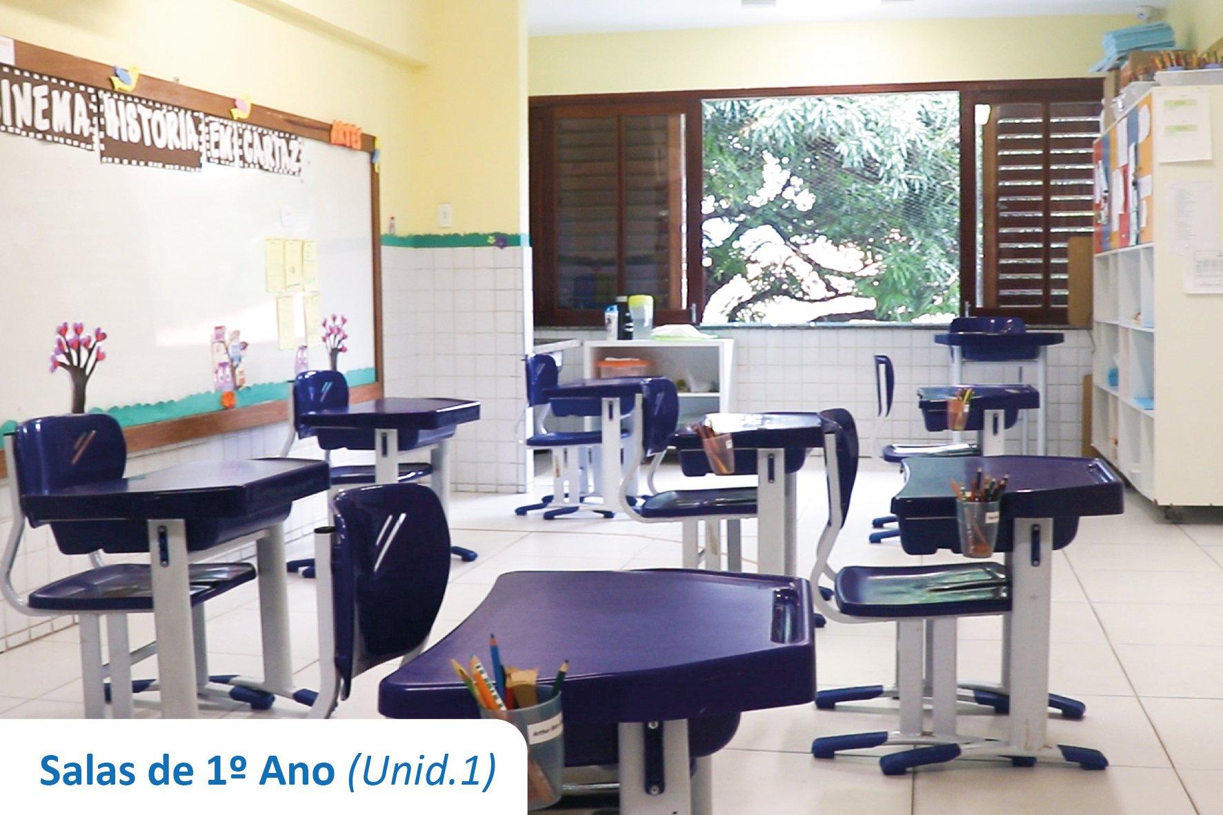Sala de 1º Ano